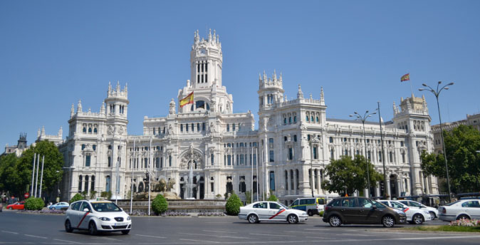 Madridfansblog palacio de cibeles madrid fans blog for Edificio de correos madrid
