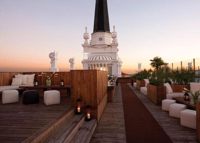 Terrazas para disfrutar madrid al aire libre madrid fans for Terrazas aire libre