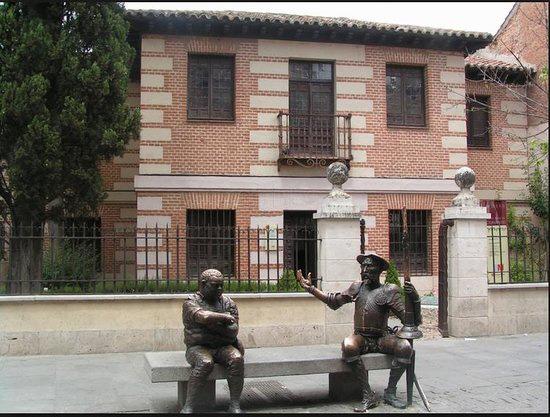 Escapadas madrid:Museo Casa Cervantes  Madrid Fans Blog