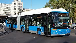 Paseo de la Castellana a pie o en autobús línea 27. Proinca Apartamentos de alquiler en Madrid