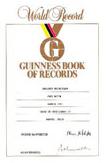 Record Guiness del restaurante más antiguo del mundo
