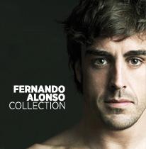 Fernando Alonso y sus Ferraris en una exposición en Madrid. Proinca Apartamentos de alquiler en Madrid
