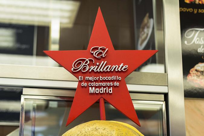 Proinca. Gastronomía de Madrid Bar El Brillante