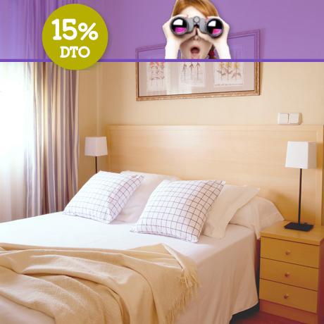 Proinca apartamento alquiler una habitación Madrid Norte