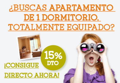 Proinca. Apartamentos baratos de alquiler en Madrid Norte de 1 habitación