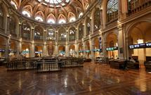Palacio de la Bolsa de madrid, proinca madridfansblog