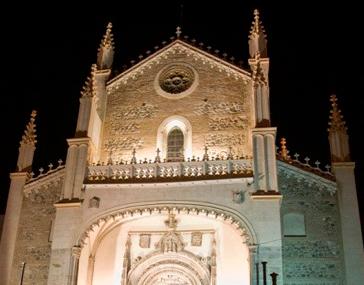 Monasterio de San Jeronimo el real de Madrid, Proinca MadridFansblog