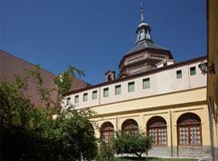 Monasterio de Santa Isabel, Proinca MadridFansblog