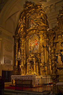 Covento Trinitarias de Cervantes, Proinca MadridFansblog
