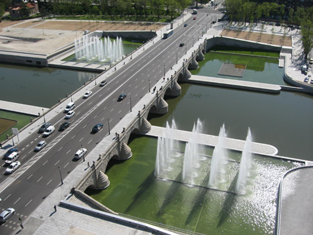 Puente de segovia De Madrid 1. Proinca MadridFansblog