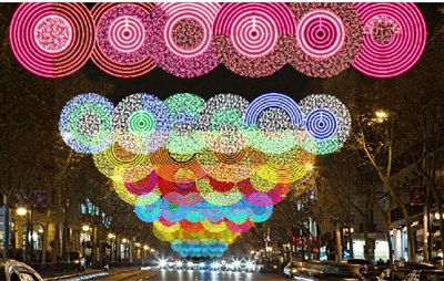 Proinca MadridFansblog luces navidad madrid