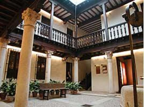 Escapadas madrid museo casa cervantes madrid fans blog - Casas regionales alcala de henares ...