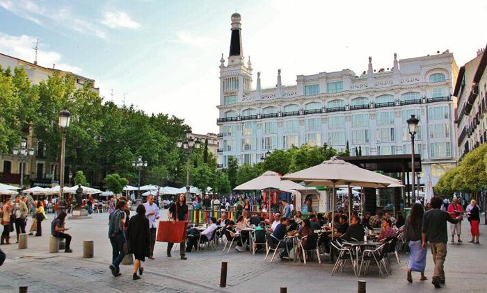 proinca madridfansblog plaza de santa ana madrid