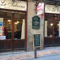 proinca madridfansblog bares la taberna de la copla madrid