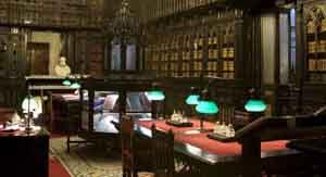 proinca madridfansblog turismo bibliotecas madrid senado