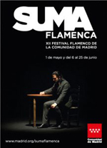 Cartel Suma Flamenca 2017 Madrid