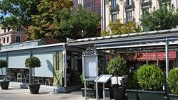 cafe gijon terraza