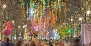 luces navidad arenal madrid
