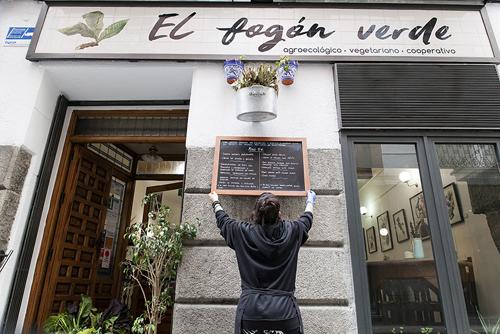 fogon verde restaurante madrid
