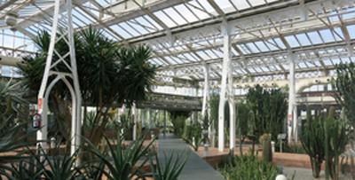 palacio cristal arganzuela madrid invernadero
