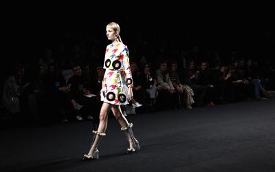 Madrid Mercedes Benz Fashion Week 2018