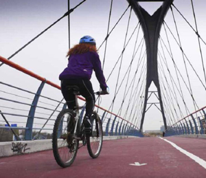 rutas en bicicleta anillo verde madrid
