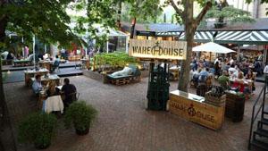 madrid terraza Warehouse