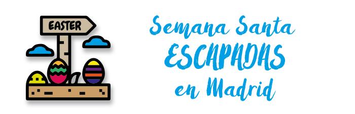 Imagen de la Semana Santa Madrid 2019