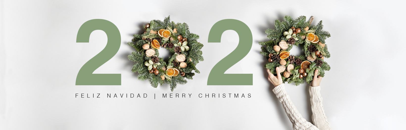 Proinca te desea feliz Navidad 2020