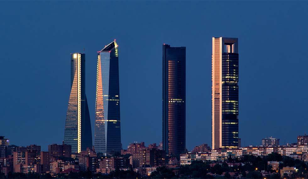 Imagen de Madrid en la desescalada