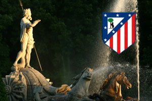 Celebration Europe League 2012 in Madrid Fountain of Neptune_Proinca