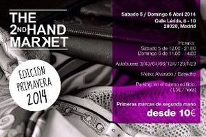 The 2nd hand market Madrid en Proinca calle L�rida 8