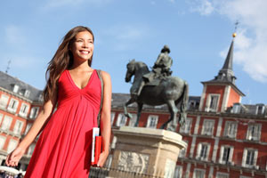 Madrid a cosmopolitan and modern city for estudents